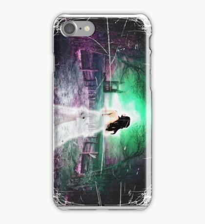 Woman in White iPhone Case/Skin