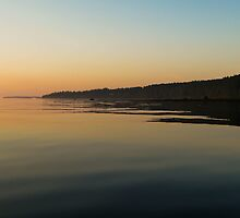 Early morning Seal bay by Al Williscroft