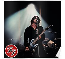 Foo Fighters Sonic Highway Tour a Poster