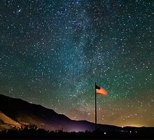 Stars and Stripes by Cat Connor