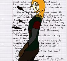 The Departure of Boromir by dukett
