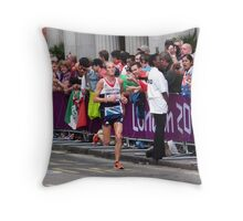 S Overall(Team GB) Throw Pillow