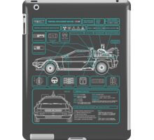 Time Displacement Machine iPad Case/Skin
