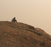 Just on the EDGE!!! by Siddharth  Sheth