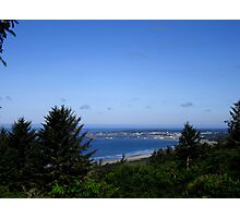 A Lovely Ocean View Photographic Print