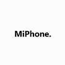 MiPhone iPhone Case by Paul Shellard