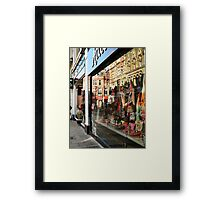 reflection#3 Framed Print