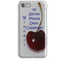 Banner - SID - Challenge Winner iPhone Case/Skin