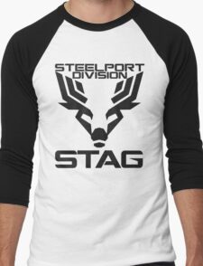 STAG Initiative Men's Baseball ¾ T-Shirt