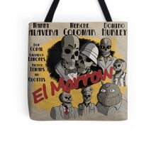 El Marrow. Tote Bag