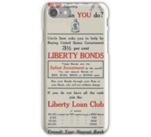 Are you a patriot If you cannot fight for your country what can you do 002 iPhone Case/Skin