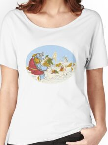 A Chrono to the past  Women's Relaxed Fit T-Shirt