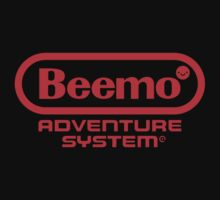 Beemo Adventure System (Red) One Piece - Short Sleeve