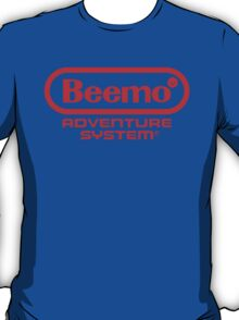 Beemo Adventure System (Red) T-Shirt