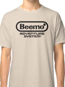 Beemo Adventure System (Black) Classic T-Shirt
