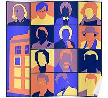 Doctors-Pop Poster