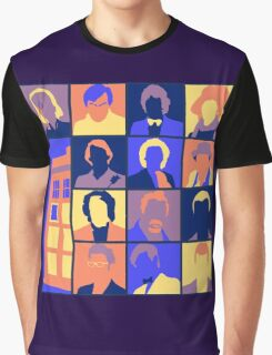 Doctors-Pop Graphic T-Shirt