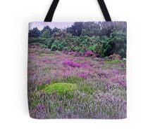 Heathland-Arne Dorset Tote Bag