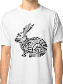 Rabbit Illustration Classic T-Shirt