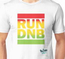 RUN DNB Design - Fade Unisex T-Shirt