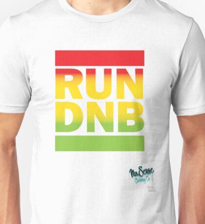 RUN DNB Design - Fade T-Shirt