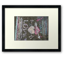 Childlike Love Framed Print