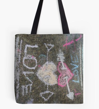Childlike Love Tote Bag