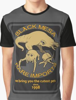 Black Mesa rare imports. Graphic T-Shirt