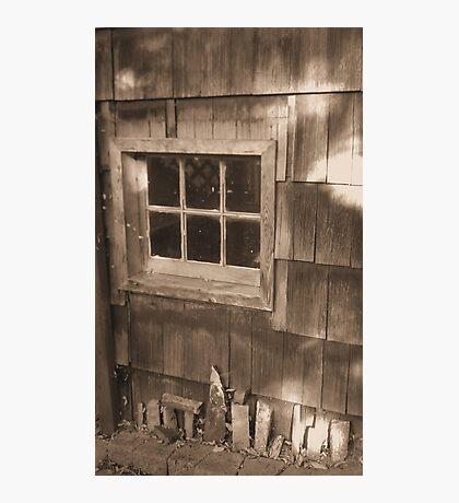 The Shack Photographic Print