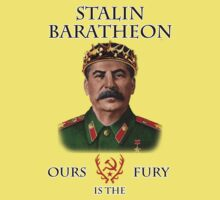 Stalin Baratheon by Tomer Abadi
