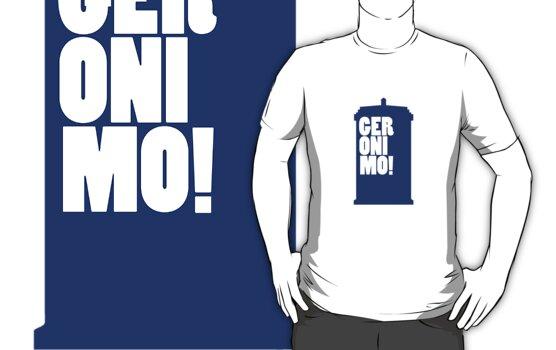 Geronimo! by Elise Jimenez
