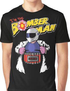 I'm the Bomberman! Graphic T-Shirt