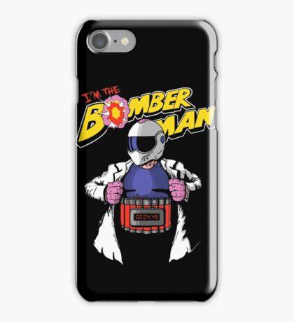 I'm the Bomberman! iPhone Case/Skin