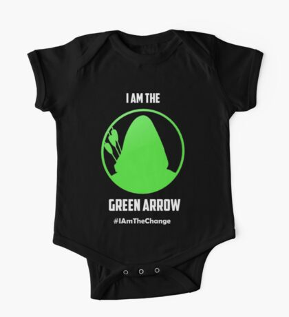 I am the Green Arrow One Piece - Short Sleeve