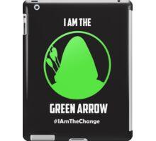 I am the Green Arrow iPad Case/Skin
