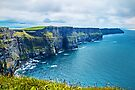 Cliffs of Moher by Yukondick