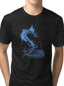 Remorhaz - D&D creature Tri-blend T-Shirt