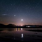 Planets over Mammoth by Cat Connor