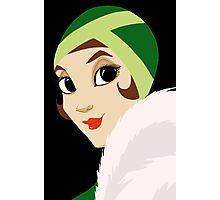 Art Deco - Effie Photographic Print