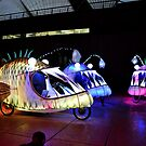 Angry Fish Cycles @ Vivid Festival 2012 by muz2142