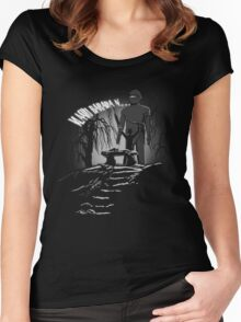 Klaatu Barada N... Women's Fitted Scoop T-Shirt