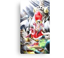 Mammon Canvas Print