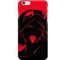 Tanooki_silhouette iPhone Case/Skin
