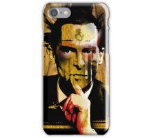 consider holmes iPhone Case/Skin