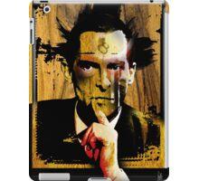 consider holmes iPad Case/Skin