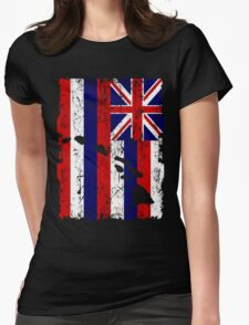 Pride of the Islands Womens Fitted T-Shirt