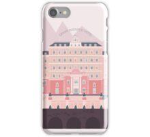 Grand Budapest Hotel  iPhone Case/Skin