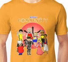 geeky community  Unisex T-Shirt