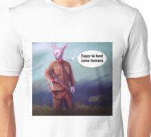 Hunter Rabbit Unisex T-Shirt