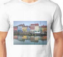 Nyhavn, Copenhagen Unisex T-Shirt
